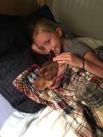 Roxy the Cuddler